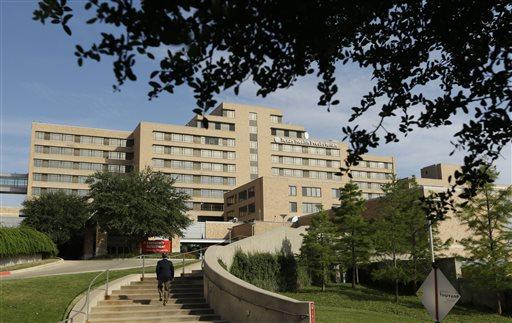 Ebola Dallas Hospital