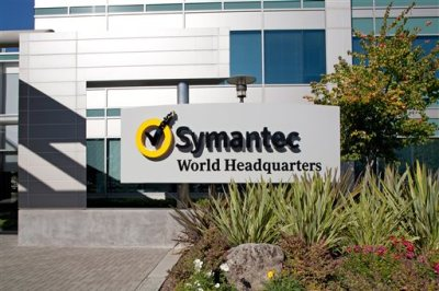 This undated photo provided by Symantec shows the company's world headquarters in Mountain View, Calif. Security software maker Symantec on Thursday, Oct. 9, 2014 said it plans to split itself into two companies, with one focused on security and the other on information management. (AP Photo/Symantec)