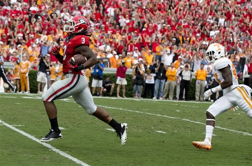 Todd Gurley, Justin Coleman