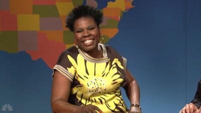 Leslie Jones on 'SNL' (Hulu)