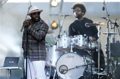 Music The Roots