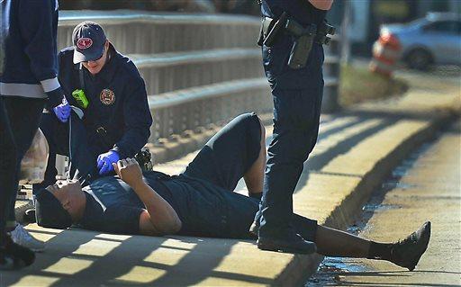 APTOPIX Panthers Newton Accident