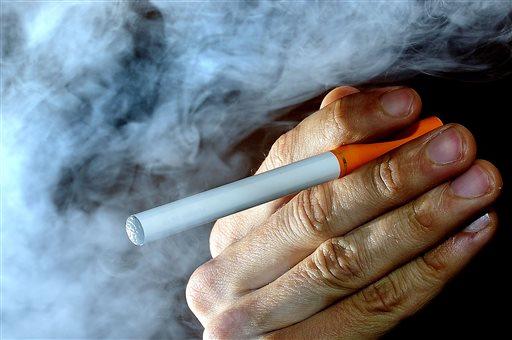 Teens-E-Cigarettes