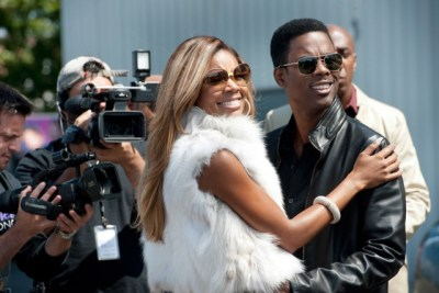 """Gabrielle Union and Chris Rock star in the comedy satire """"Top Five."""""""