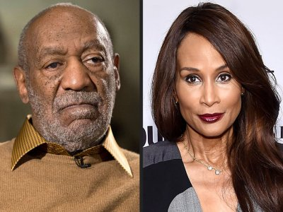 Bill Cosby (left) and Beverly Johnson (AP Photo/WireImage)