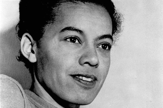 Pauli Murray (AP Photo)