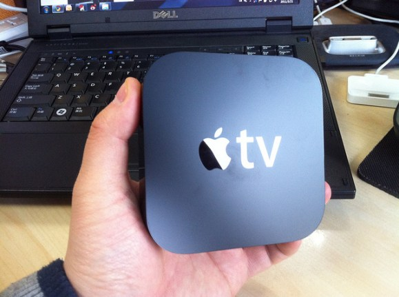 Apple TV (bfishadow/Flickr/CC BY 2.0)