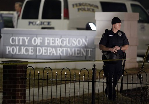 Killings by Police Ferguson