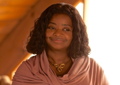 "Octavia Spencer in the sci-fi thriller ""The Divergent Series: Insurgent."""