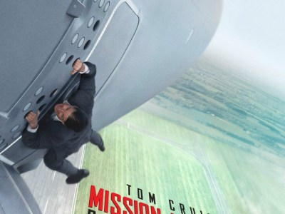 'Mission: Impossible 5 'poster (Paramount)