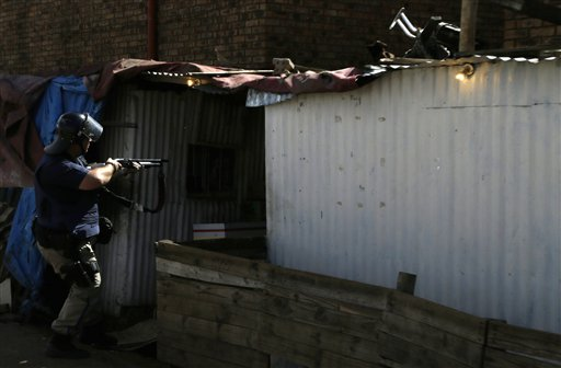 South Africa Imigrant Attacks