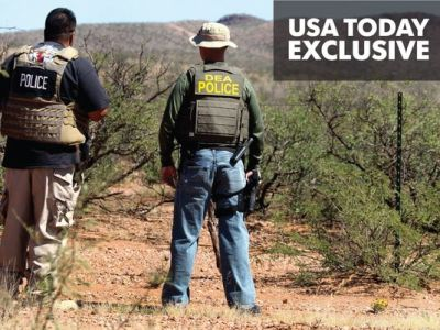 Starting in 1992, the Justice Department amassed logs of virtually all telephone calls from the USA to as many as 116 countries, a model for anti-terror surveillance after Sept. 11, 2001. (Mike Christy/AP Photo)