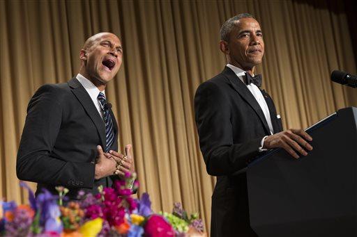 Barack Obama, Keegan-Micahel Key