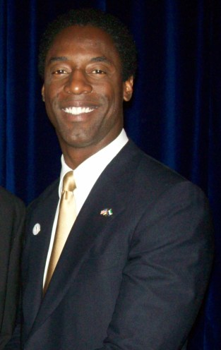Isaiah Washington (CC BY 3.0)