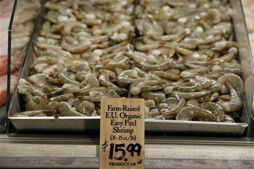 Organic Seafood