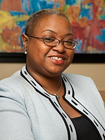 Rev. Leah Daughtry (Courtesy of harvard.edu)