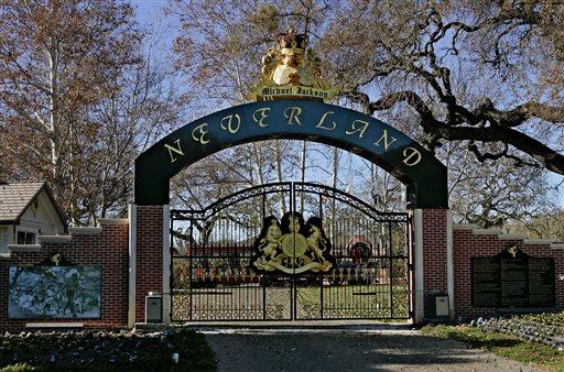 Michael Jackson-Neverland
