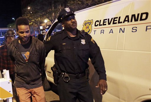 Cleveland Police Shooting