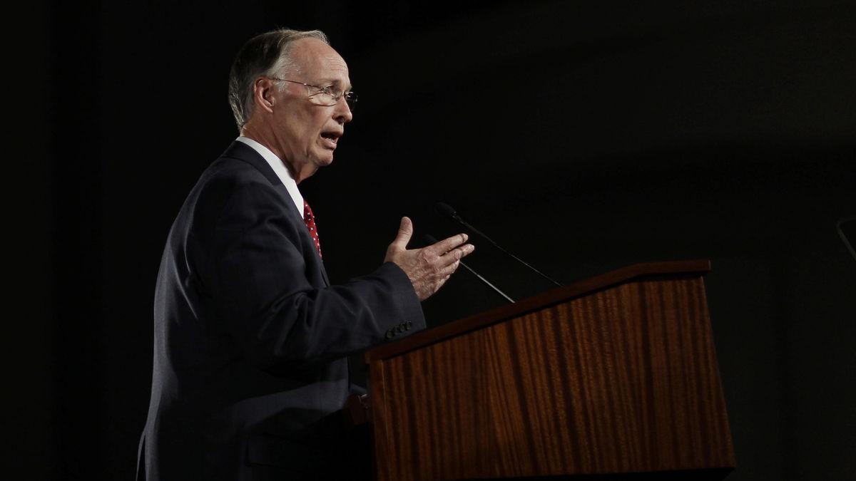 Alabama Gov. Robert Bentley