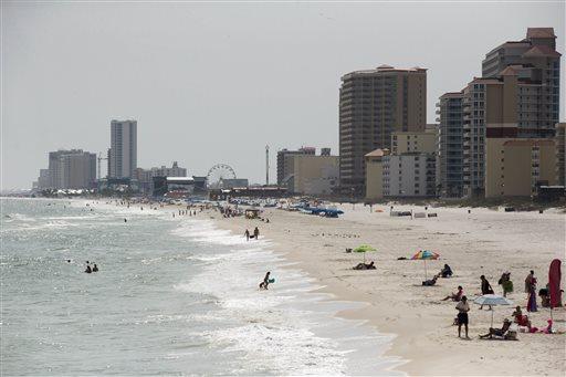 Gulf Oil Spill Tourism
