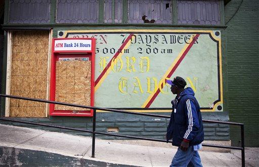 SmallBiz Baltimore Rebuilding