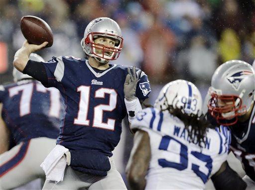 Patriots Deflated Footballs
