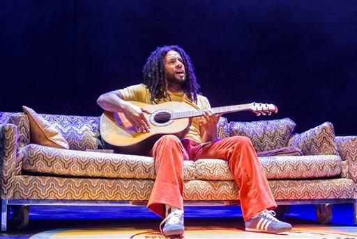 Theater-Bob Marley Musical