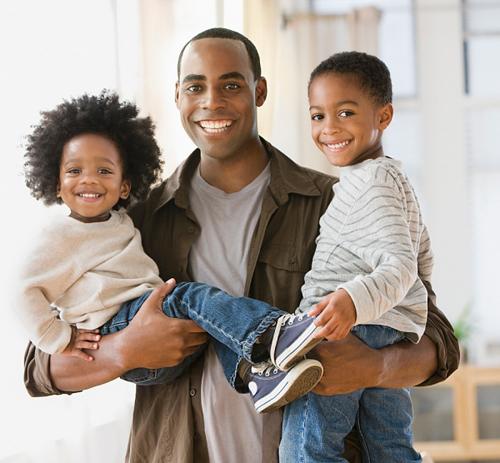 black-fathers