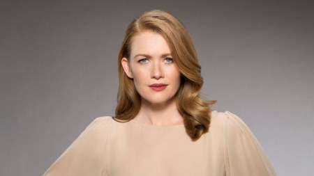 """Mireille Enos, the star of the new Shonda Rhimes show """"The Catch"""" (ABC/Craig Sjodin)"""