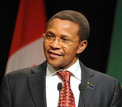 Tanzania President Jakaya Kikwete