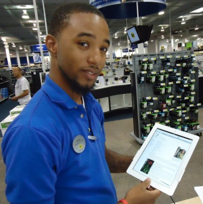 Blacks paid less in retail (Photo credit: Tomwsulcer/CC0 public domain)