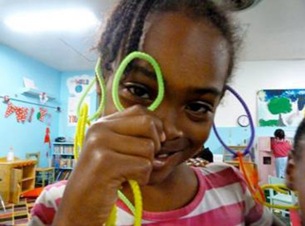 An undated photo of Relisha Rudd,  age 8 at time of abduction. (Courtesy FBI)