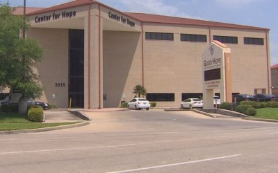 Good Hope Missionary Baptist Church in Houston, TX (Courtesy Photo)