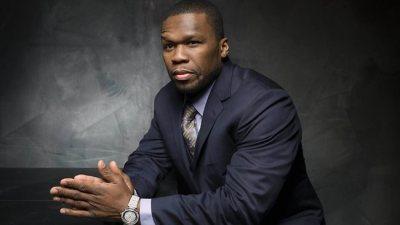 Rapper 50 Cent (AP Photo)