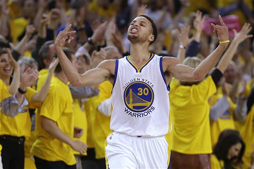 660a3b3c56b Stephen Curry Overtakes LeBron James for NBA s Top Jersey