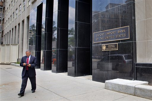 Export Import Bank 5 Things