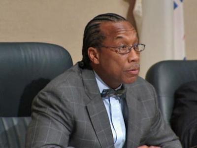 Dallas County Commissioner John Wiley Price (Associated Press/NBC 5 Dallas-Fort Worth)