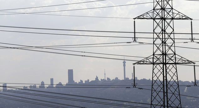 South Africa Power Cuts