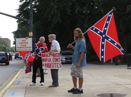 Confederate Flag-Debate
