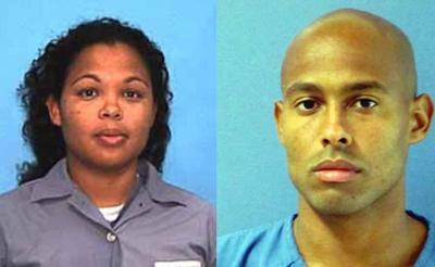 Curtis Jones (right) is due to be released from a Florida prison more than 15 years after he and his sister Catherine (left) were convicted of murder. (Courtesy of Florida Dept. of Corrections)