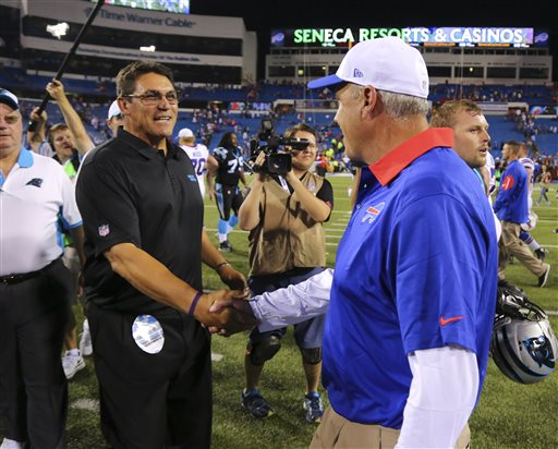 Ron Rivera,Rex Ryan