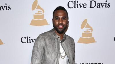 Jason DeRulo arrives at the 2015 Clive Davis Pre-Grammy Gala at the Beverly Hilton Hotel on Saturday, Feb. 7, 2015, in Beverly Hills, Calif. (Photo by John Shearer/Invision/AP)