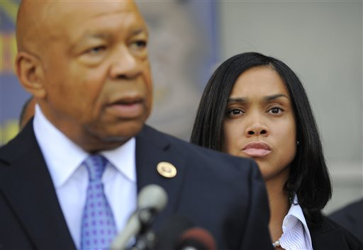 Baltimore Homicide Spike