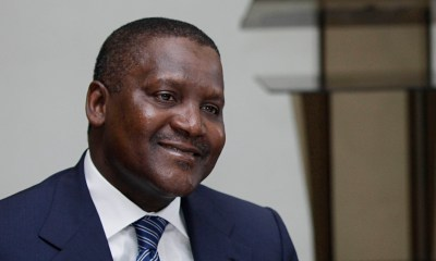 Aliko Dangote (Sunday Alamba/AP Photo)