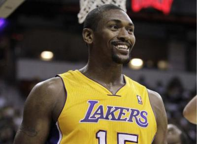 Metta World Peace (Julie Jacobson/AP Photo)