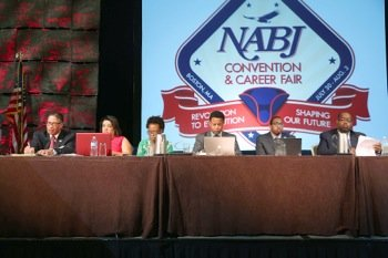 The National Association of Black Journalists is the largest organization of journalists of color in the nation. (Courtesy photo)