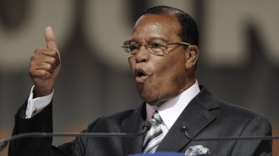 Louis Farrakhan (Paul Beaty/AP Photo)