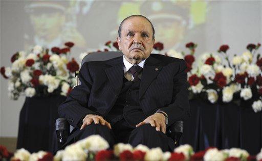 Algeria Power Struggle