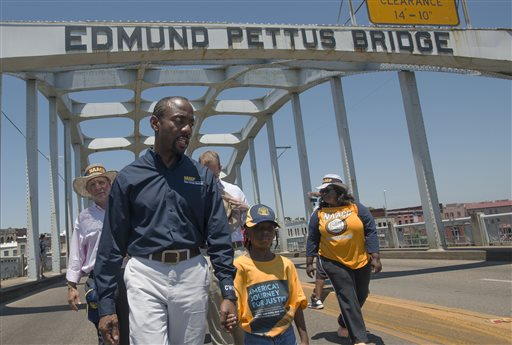 Selma To DC March