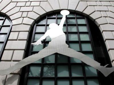 Nike's Air Jordan brand started in 1984 with shoes for Michael Jordan. (Rick Bowmer/AP Photo)